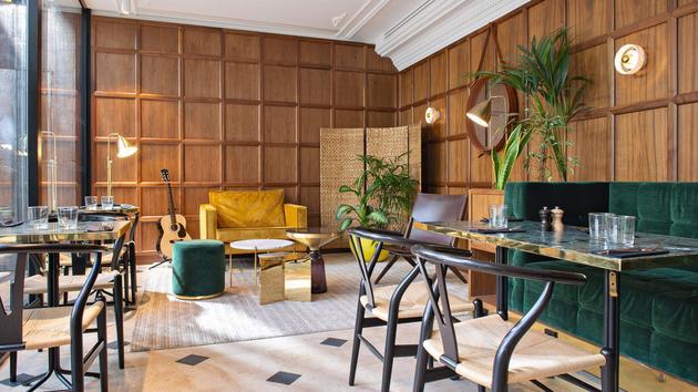Jardin Les meilleurs hôtels de Paris