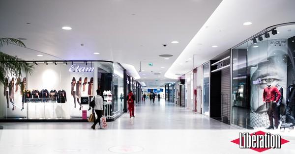 Epicerie Au Forum des halles : «plus de vendeurs que de purchasers» dans certaines boutiques