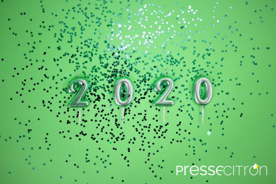 High-tech L'équipe Presse-citron vous souhaite une belle année 2020, et fait le bilan de 2019