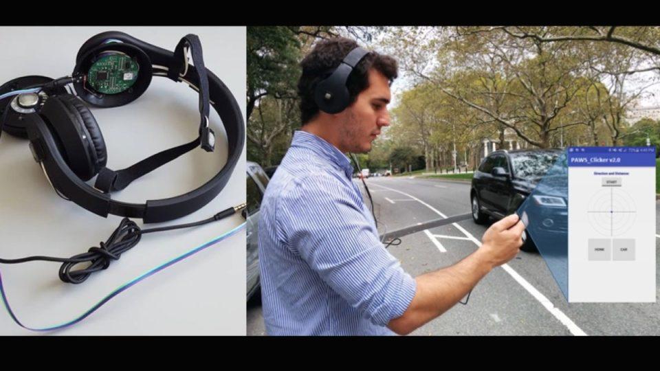 Casque audio Bientôt des casques à réduction de bruit vous alertant des dangers que vous n'entendrez pas