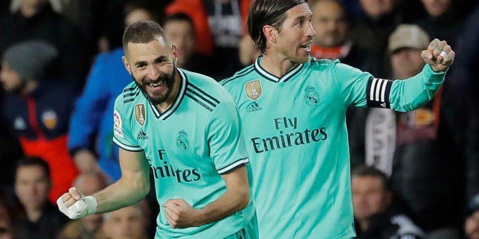 Football Soccer : le Staunch Madrid de retour au premier thought avant le « Clasico »