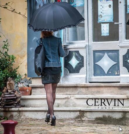 Lingerie Sélection d'articles en promotion – Ex : Collant Couture Seduction (cervin-store.com)