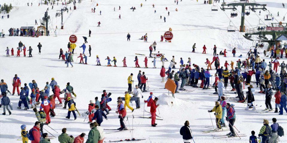 Ski Les (jeunes) bronzés ne font plus de ski