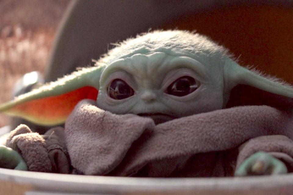 Bebe Un jeune Yoda pour le prochain Superstar Wars ?