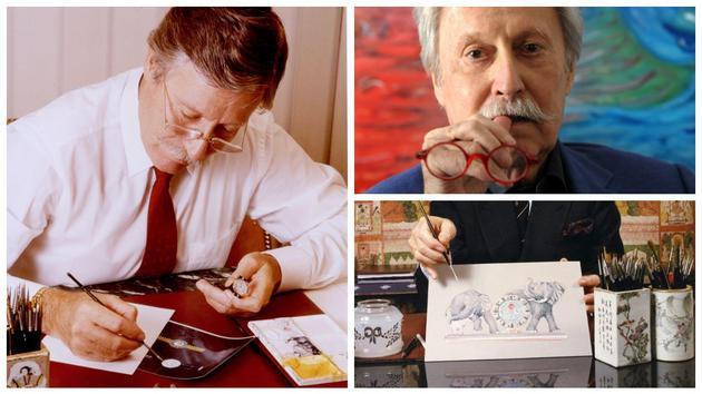 Bijoux Gérald Genta, le Picasso des montres