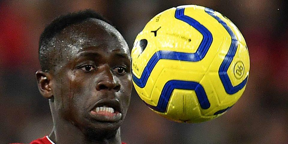 Football Soccer : le Sénégalais Sadio Mané, gigantic favori du Ballon d'or africain