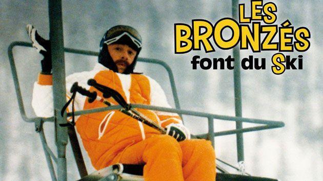 Ski Les Bronzés font du ski fêtent leurs 40 ans dans la neige et en musique