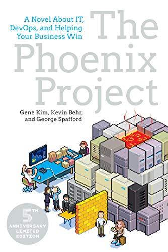 Ebook eBook «The Phoenix Project» gratuit (Dématérialisé)