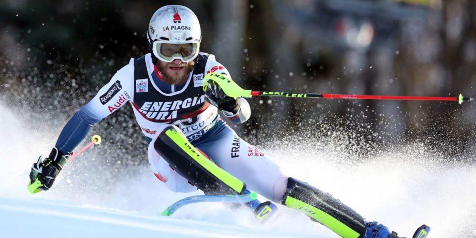 Ski Ski : Jean-Baptiste Grange et Julien Lizeroux, deux « papys » du slalom toujours verts