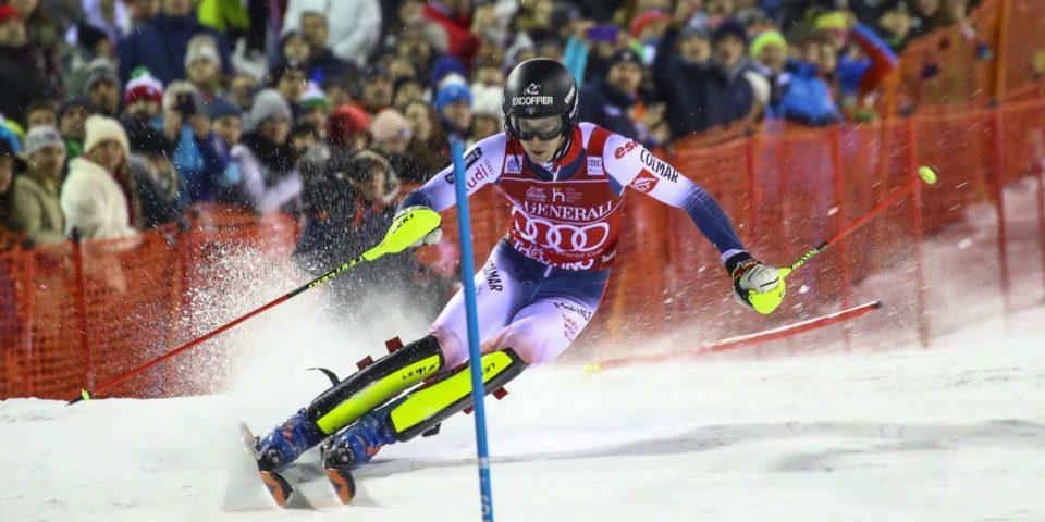 Ski Clément Noël, « le gamin parfait » du ski alpin français