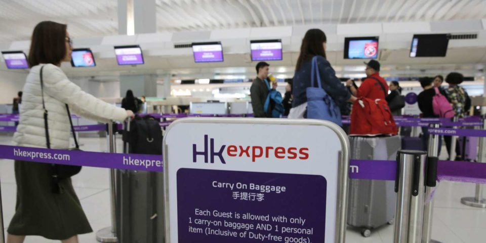 Enfant Hongkong : une Japonaise obligée de faire un test de grossesse avant de pouvoir prendre un avion