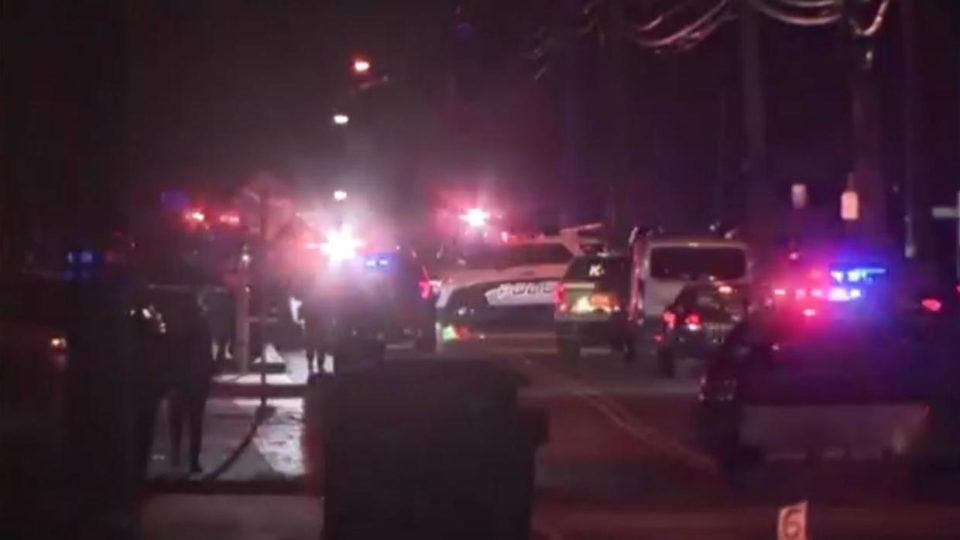 Epicerie Aux États-Unis, une attaque contre la résidence d'un rabbin fait plusieurs blessés