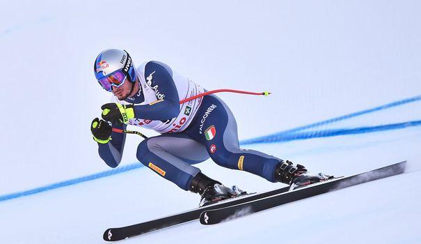 Ski Ski alpin: Paris «Dominator» à Bormio