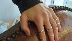Bijoux Joaillière, Vegetation crée des bijoux beaux et utiles