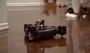 Bricolage Vidéo : et voici maintenant l'aspirateur robot volant !