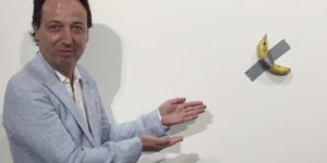 Camping Emmanuel Perrotin : « Mon snobisme, c'était d'avoir monté une galerie sans peinture »