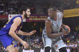 Basket Basket – Asvel – Charles Kahudi absent un mois