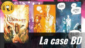 Animaux Luminary, ardent hommage à Photonik, tremendous-héros français des années 1980