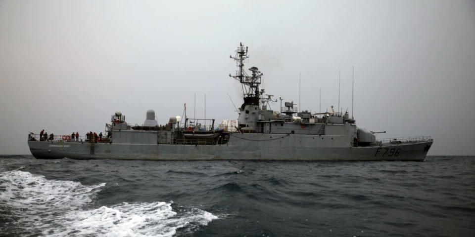 Bureau Hausse de 50 % de la piraterie dans le golfe de Guinée en 2019