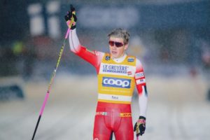 Ski Ski de fond – Tour de ski (H) – Tour de ski : Johannes Klaebo remporte la 5e étape à Val di Fiemme