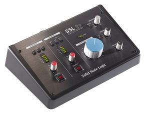 Casque audio SSL 2/2+ : des interfaces audio USB-C compactes par un constructeur de légende (vidéos)