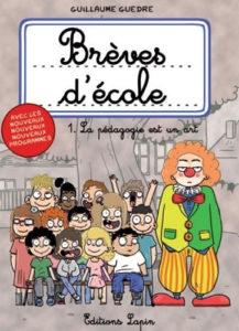 Bagage Chronique : Brèves d'école -1- La pédagogie est un artwork (Lapin)
