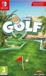 Camping Mini Golf 3D sur PS4
