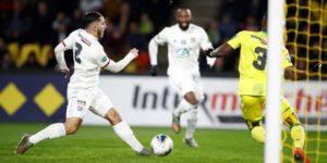 Football Coupe de France : Lyon, emmené par un jeune de 16 ans, élimine Nantes