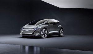 Musique [CES] Audi conçoit une voiture autonome avec seek for-tracking et réalité virtuelle