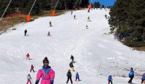 Ski Vacances de Noël : la fréquentation des stations de ski est en hausse