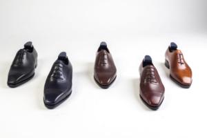 Chaussures Level de Paris ou la naissance d'une marque de souliers