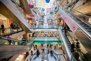Epicerie Centres commerciaux: les Québécois ne sont pas les rois du magasinage