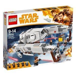 Jouet Jouet Lego Necessary particular person Wars Véhicule Impérial AT-Hauler – 75219