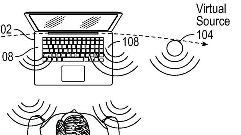 Casque audio Apple dépose un brevet pour système de haut-parleurs virtuels