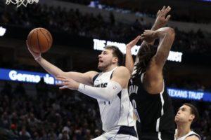 Basket Basket – NBA – NBA : Dallas dit (encore) merci à Luka Doncic