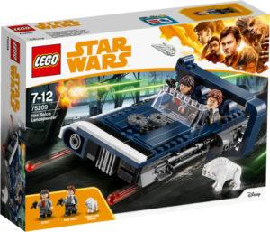 Jouet Jouet Lego Superstar Wars – Le landspeeder de Han Solo (75209)