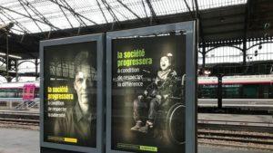 Animaux Publicités d'Alliance Vita: la «neutralité du service public» s'applique-t-elle à la régie publicitaire de SNCF et de la RATP?