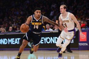 Basket Basket – NBA – Les LA Lakers en déroute à domicile