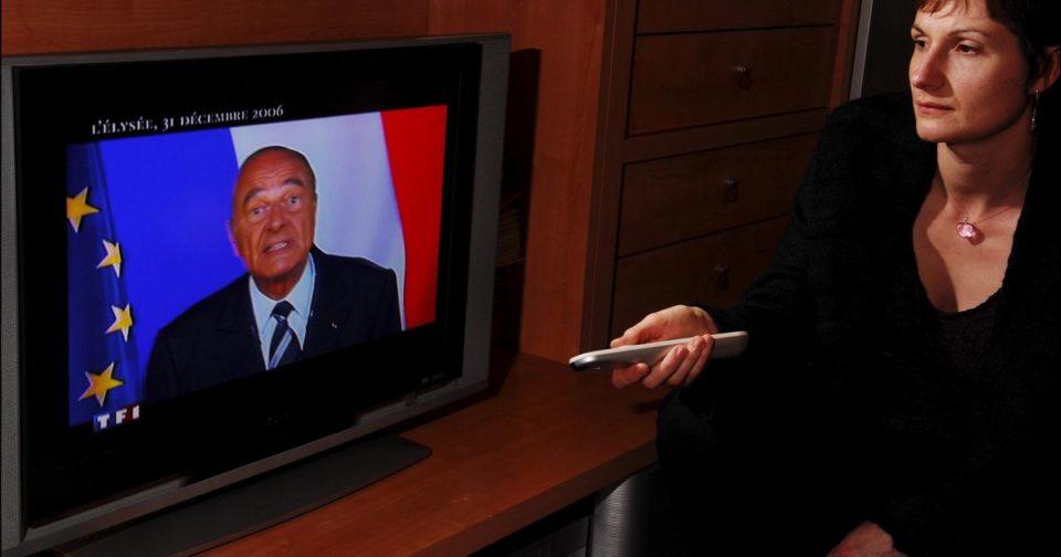 Bureau Avant les vœux de Macron, d'où ses prédécesseurs ont-ils adressé les leurs?