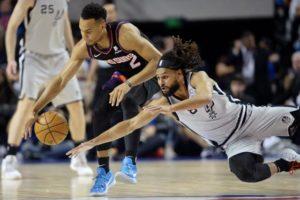 Basket Basket – NBA – Soirée noire pour les Bleus de NBA