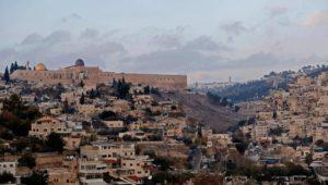 Epicerie À Jérusalem, un projet de téléphérique vers la Vieille ville fait polémique