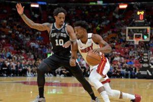 Basket Basket – NBA – NBA : les Spurs plus forts que le Warmth