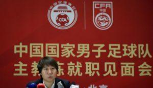 Football Foot: le nouveau sélectionneur chinois réalise «le rêve de sa vie»