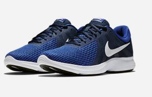 Chaussures Chaussures de working homme Nike Revolution 4 – bleu (du 39 au Forty eight.5)