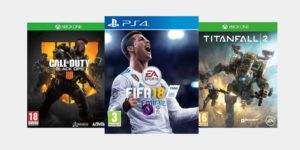 High-tech Soldes Amazon : 5 jeux vidéo à moins de 10€