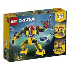 Jouet Jouet Lego Creator – Le robot sous-marin (31090)
