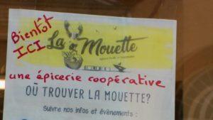 Epicerie Le Havre : «La mouette», première épicerie coopérative
