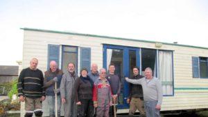 Camping Finistère. Après l'incendie de sa ferme et de sa maison, il est relogé grâce aux agriculteurs
