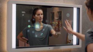 High-tech Poséidon, le miroir qui voit tout de CareOS