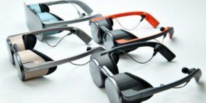 Casque audio Panasonic présente des lunettes VR 4K UHD HDR #CES